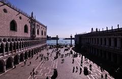 The Piazzetta di San Marco, Venice photo by -Reji
