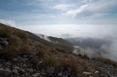 Sea of Clouds, from Monte Serva, BL photo by Jasina476