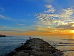 El cielo al atardecer photo by Antonio Chac