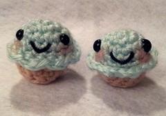 2013-12-23_Amigurumi Cupcakes photo by Anita Elmore
