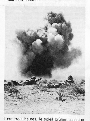 1942 Bir Hakeim -Bombardement- Revue Icare n° 100