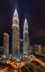Kuala Lumpur City Centre photo by Arief Rasa