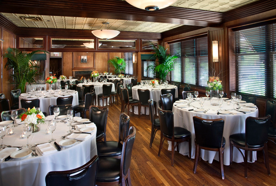 gibsons private dining room - Private Dining Rooms In Chicago
