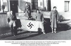 Alsace 1945 novembre - Masevaux- Source : patrimoine Doller, société d'histoire de la vallée de Masevaux