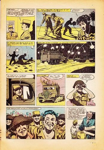 Spirou 1954 - Bir Hakeim - Planche 2/4