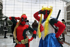 Sailor Scout Deadpool photo by greyloch
