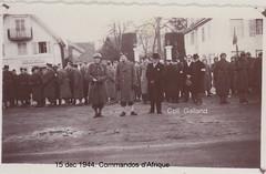 Franche comté - 1944 - Giromagny- Fonds Gérard Galland