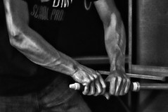 The Glassblower's Hands photo by Susan Hall Frazier