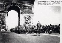 BM 21 - 1945 - Cap Lafaurie  juin