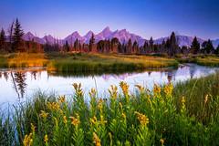 Teton Sunrise photo by RSBurnsIM