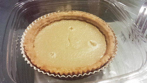 Hail Merry Lemon Tart