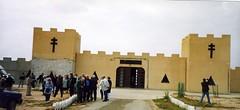 2002 - Pèlerinage Bir Hakeim - cimetière de Tobrouk