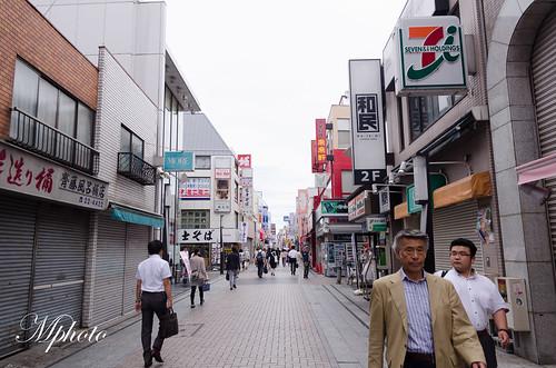 東京自由行 逛街 川越 脇田町 ZARA GAP 三ツ矢堂製麺
