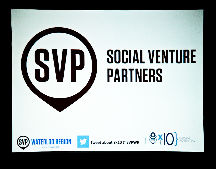 Social Venture Partners Waterloo Region 8x10 event 2013 183