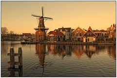 Molen de Adriaan, Haarlem photo by Michael Neeven