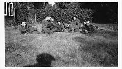 1940- Angleterre - Camberley  Villa Homestead - Fonds Jean Mathieu Boris