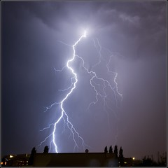 Onweer... photo by a.stokman