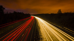 Motorway Long Exposure photo by (RayH)