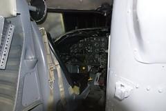 Douglas KA-3B simulator pilot's station, uncropped photo by wbaiv