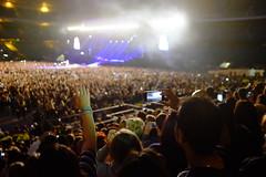 Rihanna Diamonds concert photo by Chicka (X100s enthusiast)