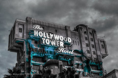 Hollywood Tower Hotel photo by ColorCrayons