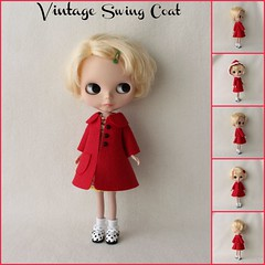 Vintage Swing Coat photo by Gingermelon