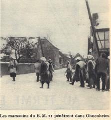 BM 21- Alsace- Ohnenheim - Source - 1ere dfl épopée d'une reconquete