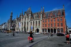Markt Platz - Brugge (On Explore at #383 on 2013-07-24) photo by Jaume CP BCN