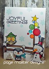 joyful greetings photo by skrappergirl