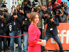Actress Julia Roberts .... 2013 TIFF (Toronto International Film Festival) Toronto, Ontario photo by Greg's Southern Ontario