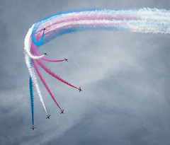 The Red Arrows photo by dankellys
