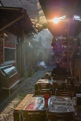 Istanbul Back Alley Café photo by kanaristm