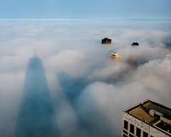 Big John above the Cloud photo by PeteTsai