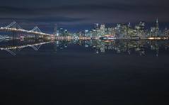 San Francisco Skyline photo by Billy Currie
