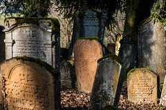Old Jewish Cemetery Endingen & Lengnau Switzerland  Explored photo by Swissrock
