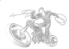 Skull rider photo by reXraXon