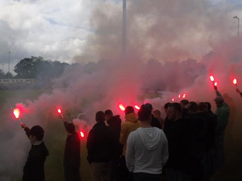 9117902044 e4e07d8b73 Eerste training FC Groningen, 23 juni 2013