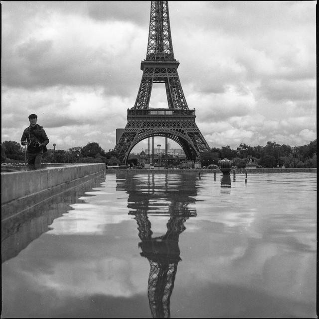 Eiffel reflexion