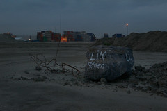 Maasvlakte photo by Bart van Damme