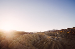 Morning Light - Zabriskie Point photo by EzekielGonzalez