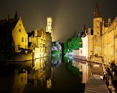 Brugge - Rozenhoedkaai (Explored) photo by mjw...