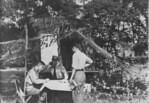 Brosset 1944 - avec Bernard Saint Hillier