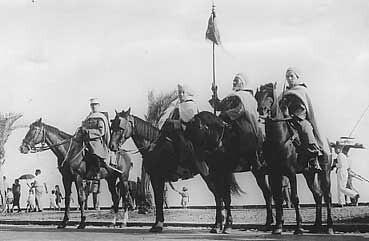 RMSM- 1941- Spahis marocains en Syrie