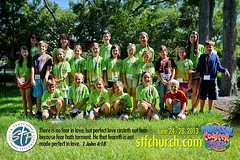 STF VBS 2013 Class photos