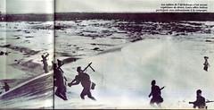 1942- Bir Hakeim -soldats allemands et italiens dans le désert - Journal de l'occupation