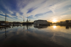 Amsterdam Scheepvaart museum-picture with Samyang 14mm f2.8 photo by Pahas: