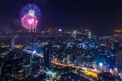 Tokyo Bay Grand Fireworks Festival 2013 photo by 45tmr