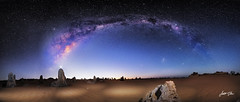 The Pinnacles Western Australia photo by Scott Jon Photography