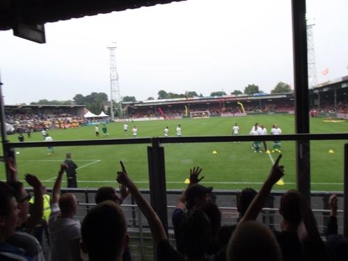 9589728643 726e0955cd Go Ahead Eagles   FC Groningen 3 3, 25 augustus 2013