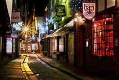 The Shambles, York photo by Sarah Kellett